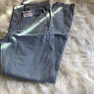 Gap Skinny High Rise Stretch Jeans